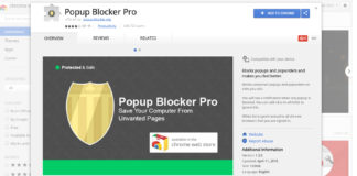 popup blocker pro chrome extension