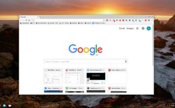 Chromebook-Simple-Interface-Chrome-Browser