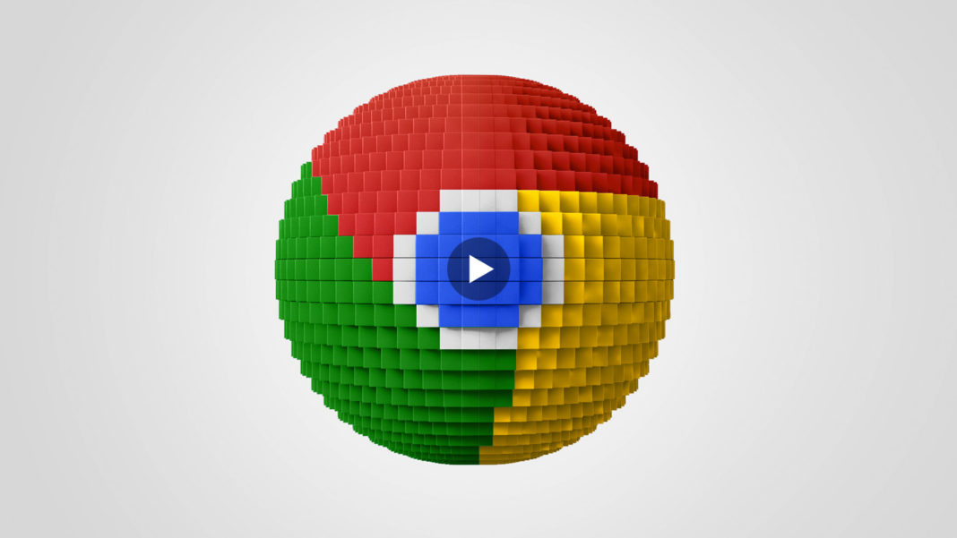 chrome browser logo wallpaper play problem digital