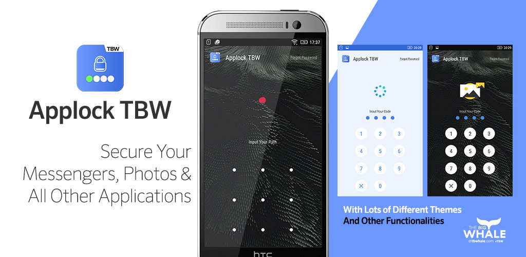 Application Lock Applock TBW - Security Guard