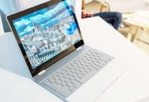 new chromebook pixelbook