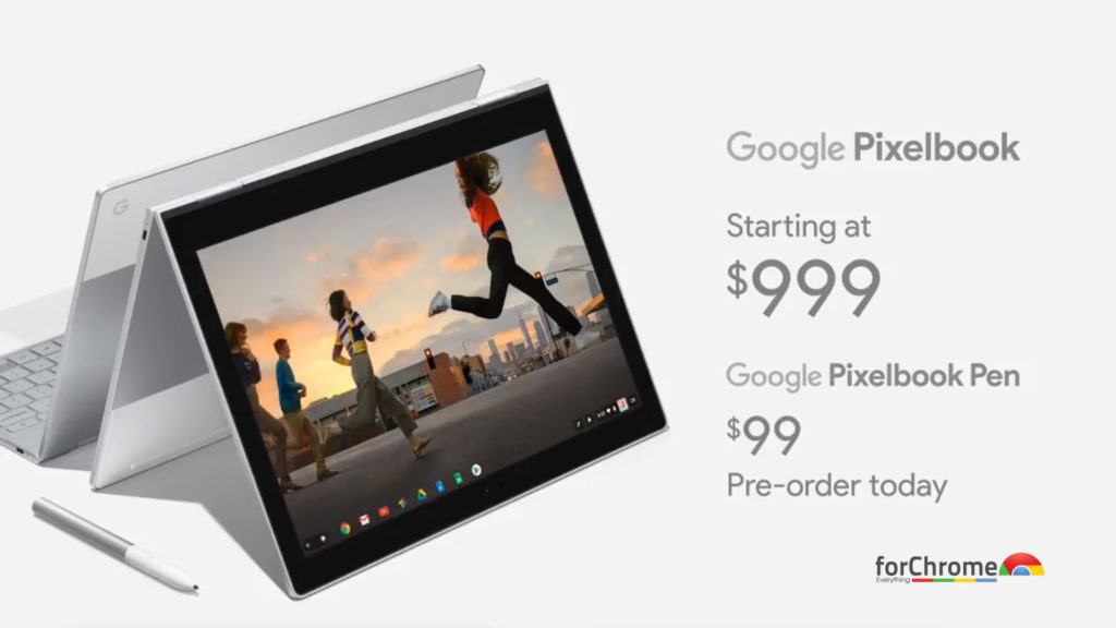 pixelbook price and pixelbook pen price