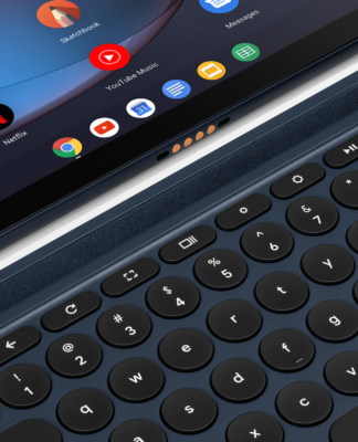 Pixel Slate 2018 chrome os