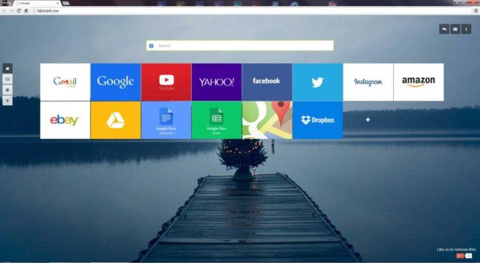 Tabmark new tab speed dial extension