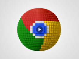 chrome browser logo wallpaper play problem digital