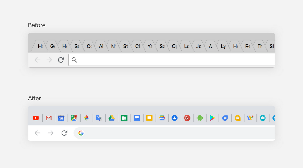 chrome 70 redesign new features