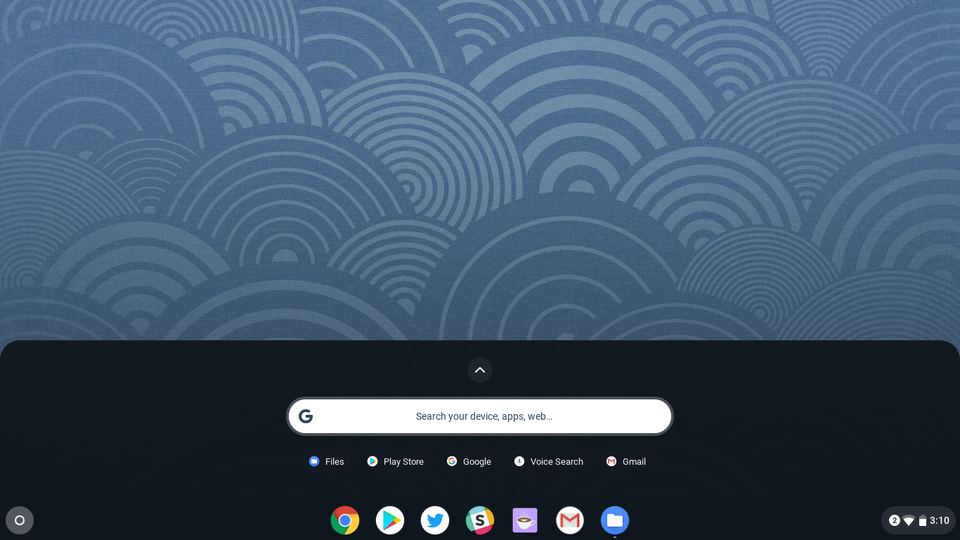 chrom OS70 new features screenshot